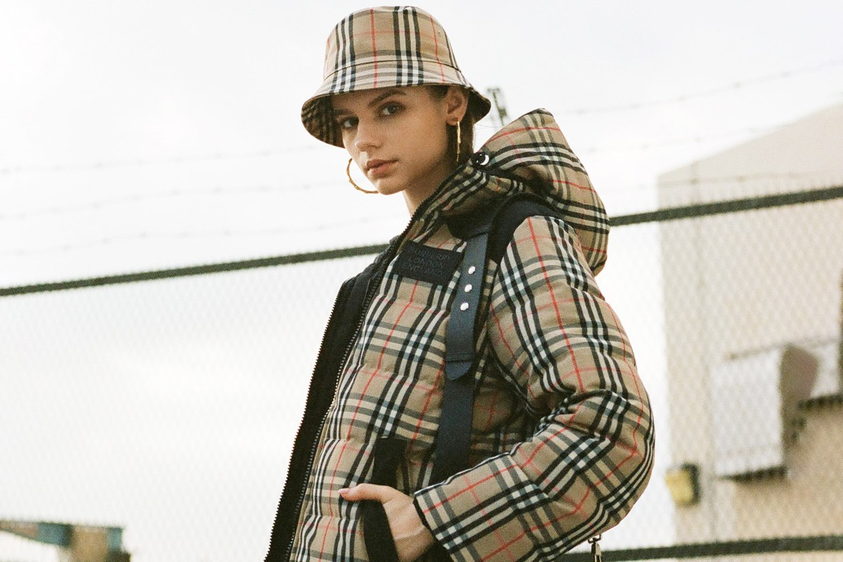 """New Arrivals: BURBERRY Fall/Winter 2019""""Tempest"""" Collection"""