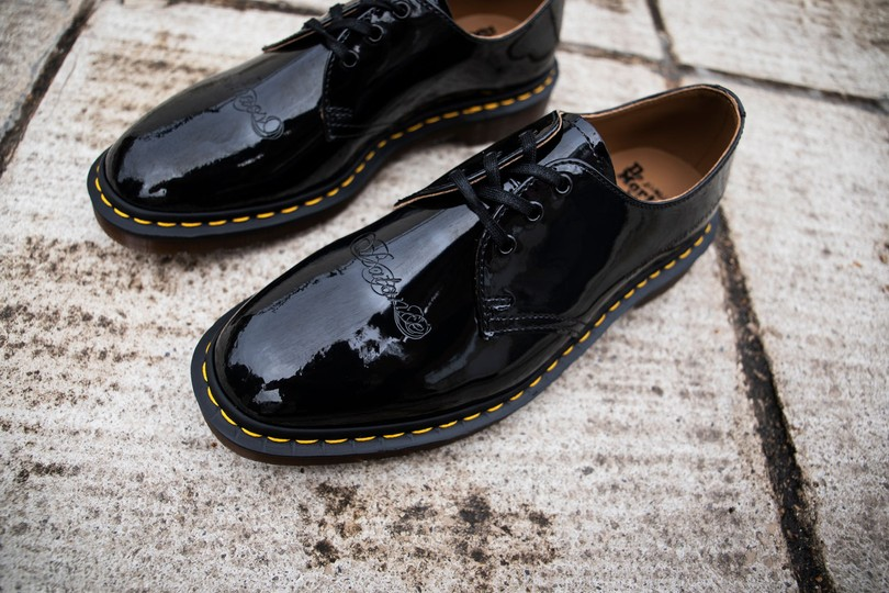 Special Release: Dr. Martens x UNDERCOVER Collaboration