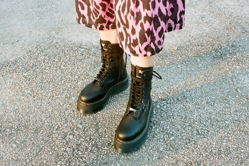 Special Release: Dr. Martens x Dolls Kill
