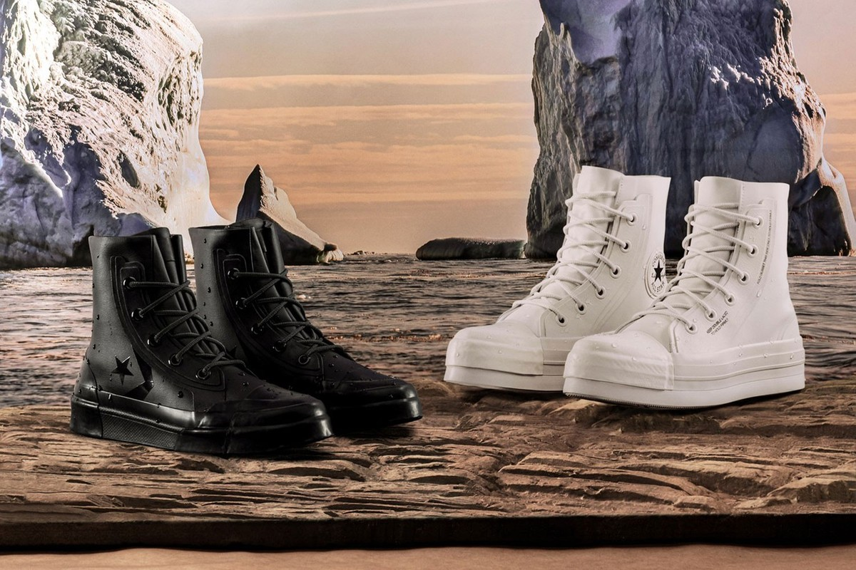 即将推出:AMBUSH® x Converse Chuck 70 & Pro Leather