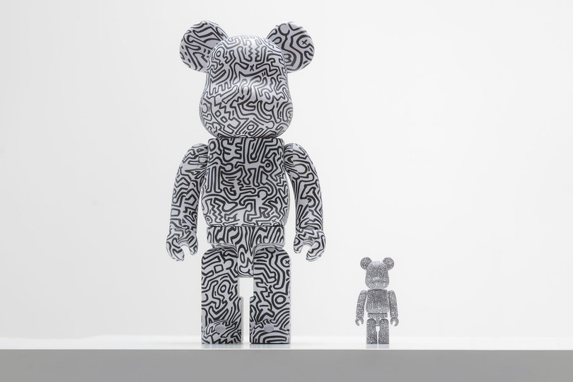 Special Release: Medicom Toy x Keith Haring BE@RBRICK Set