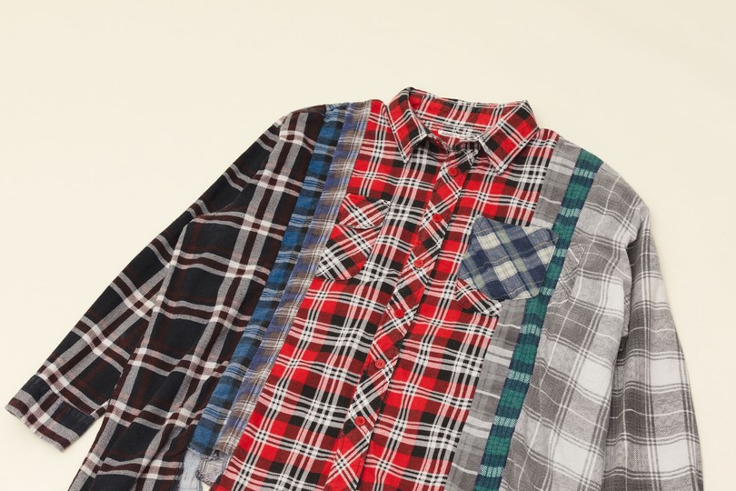 New Deliveries: Needles 7 Cut Shirts