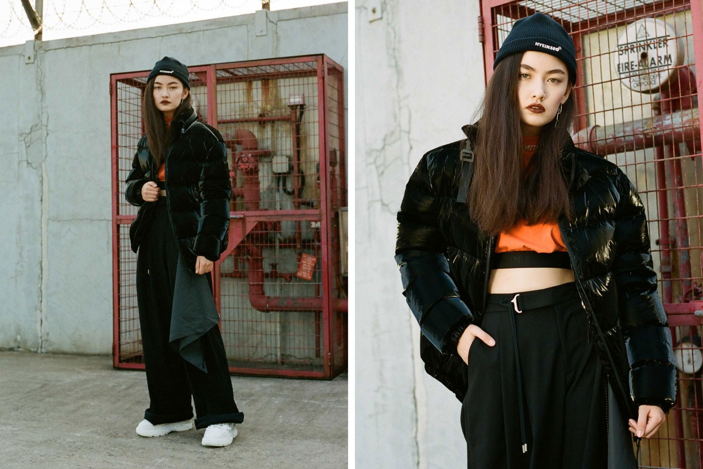 2019 womens street fashion puffer jacket moncler