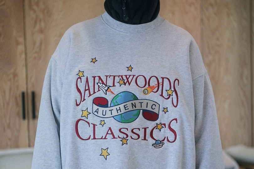 New Arrivals: Saintwoods SW008 Collection