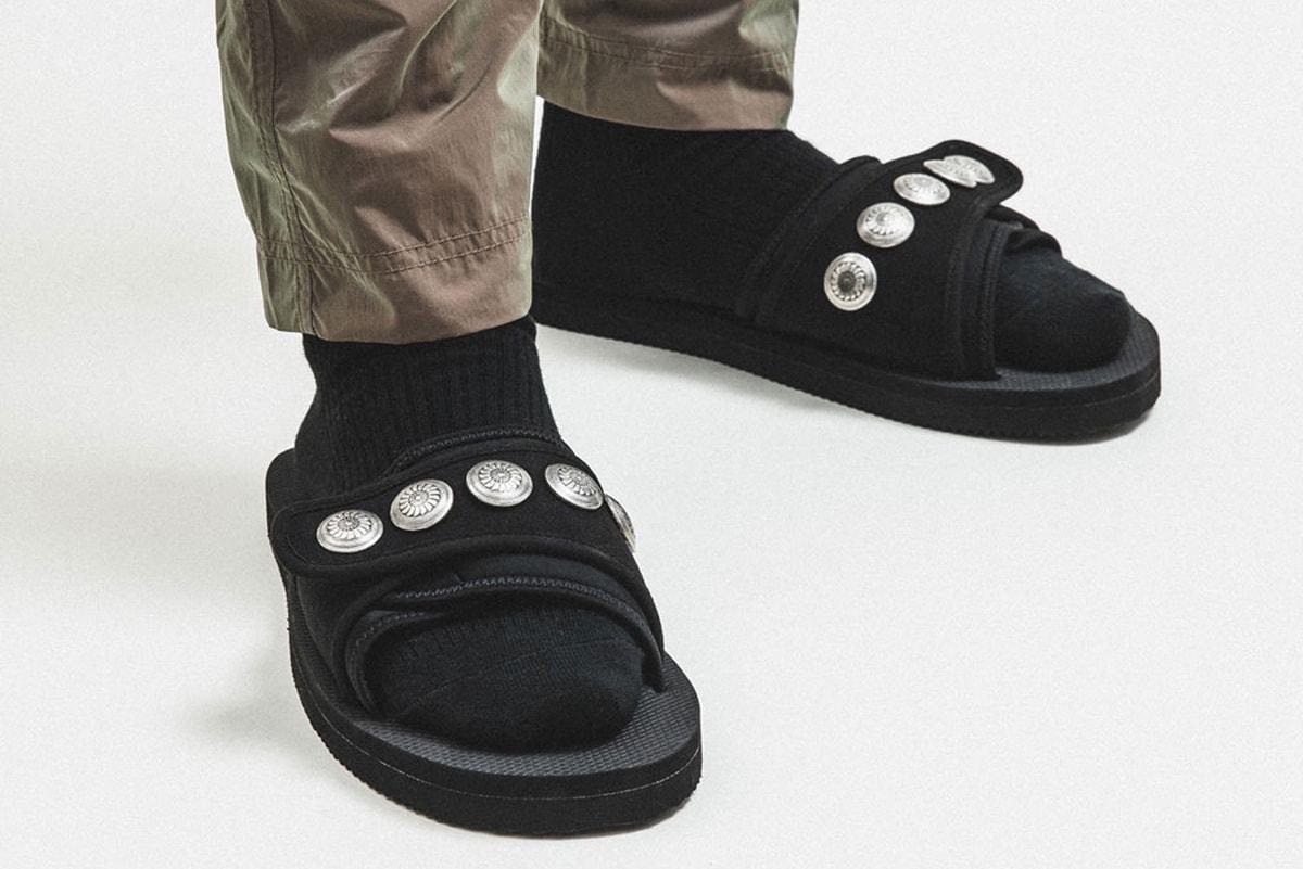 Special Release: Suicoke x John Elliott x Blackmeans Footwear