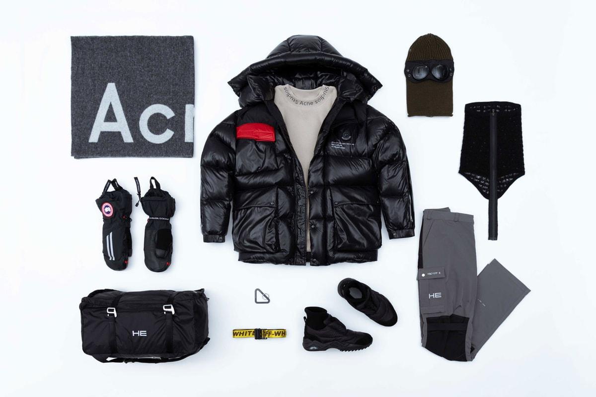 HBX Essentials: Winter Gear