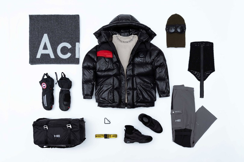 HBX Essentials: Winter Gear