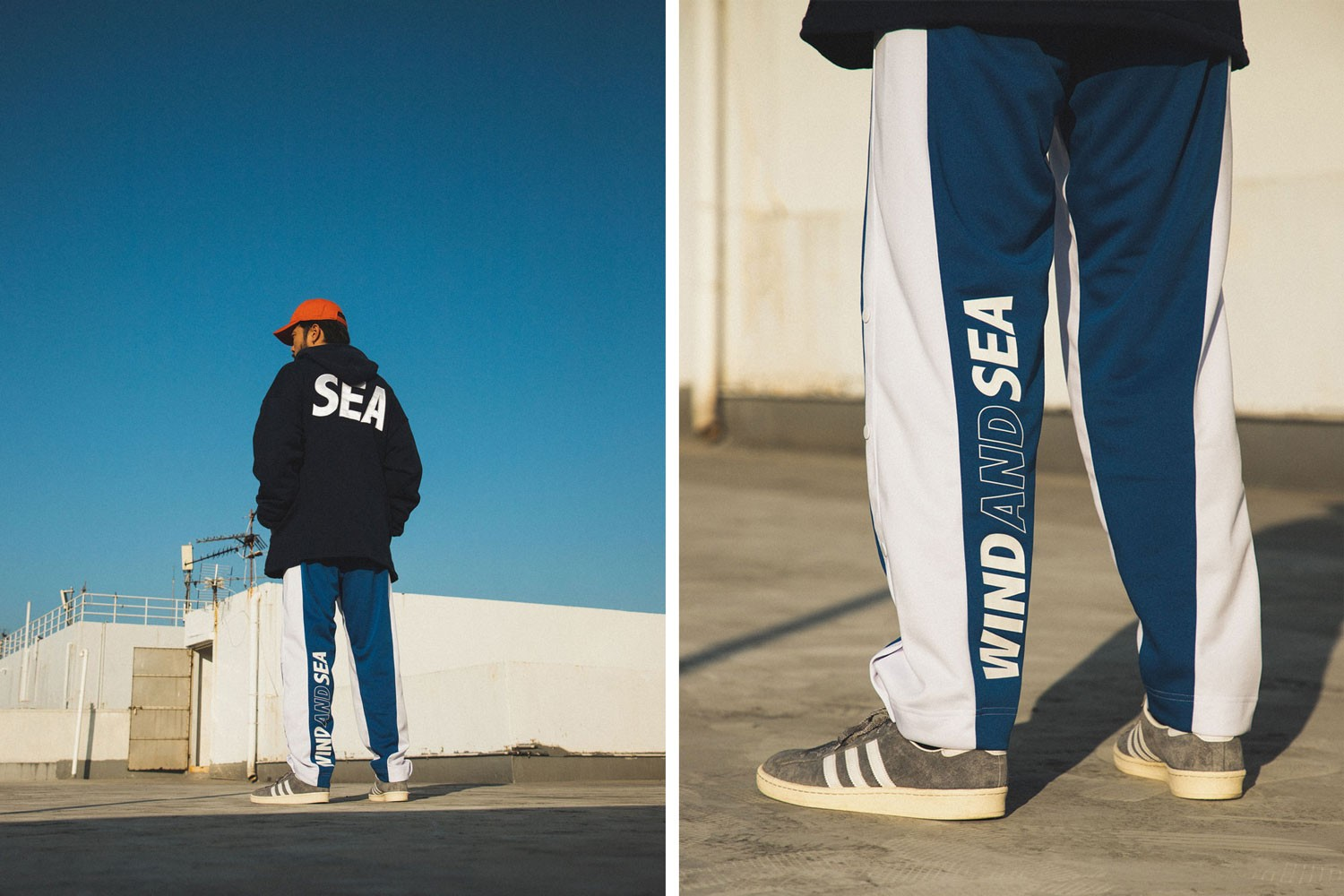 Japanese Fashion Wind and Sea Streetwear 2019