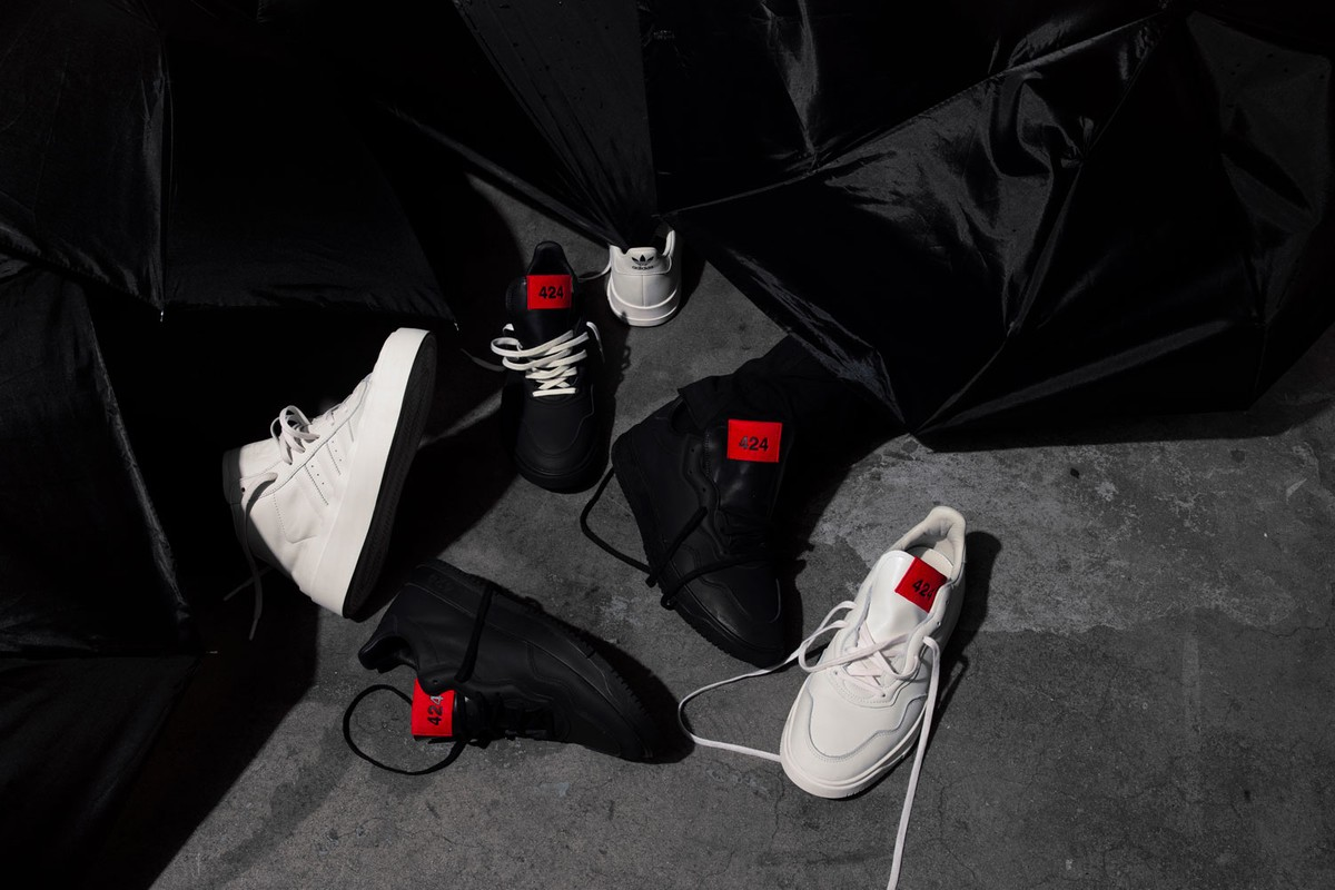 Special Release: adidas Originals x 424 Collaboration