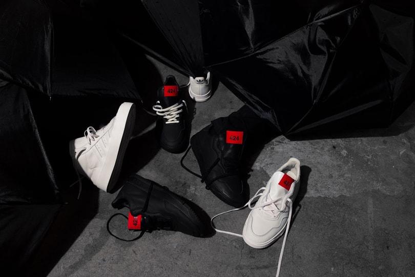 Special Release: adidas Originals x 424 Collaboration