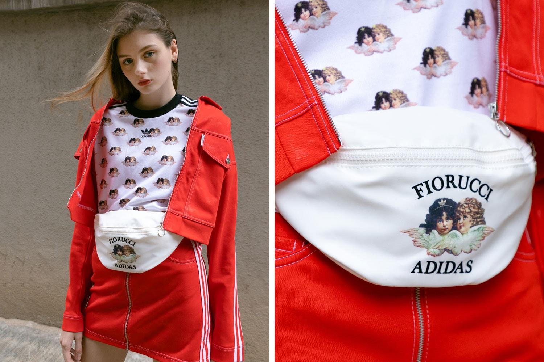 2019 Womens Fashion adidas originals fiorucci