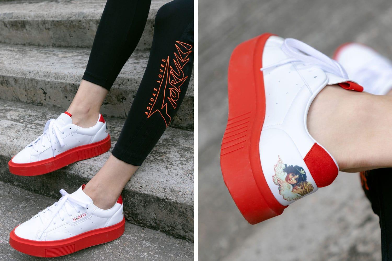 adidas Originals x Fiorucci