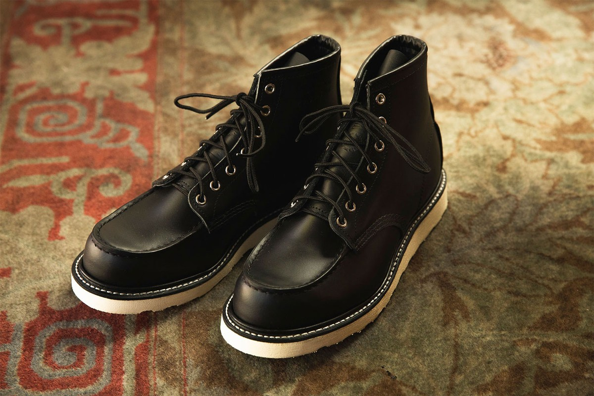 Coming Soon: fragment design x Red Wing Footwear