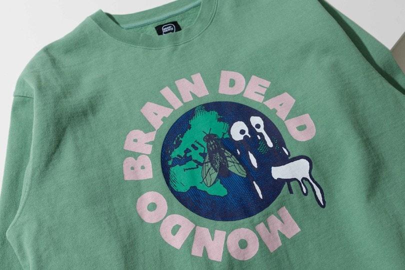 新品上市:Brain Dead 2019秋冬
