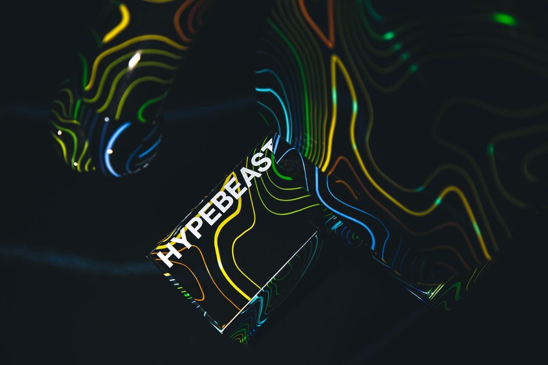 HYPEBEAST x MEDICOM TOY的BE @ RBRICK胶囊系列