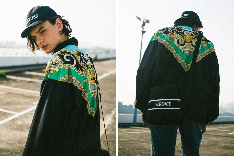 Mens Jackets 2019 LOEWE Prada Versace Valentino
