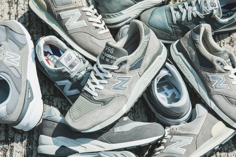 New Deliveries: New Balance Made In USA Sneakers