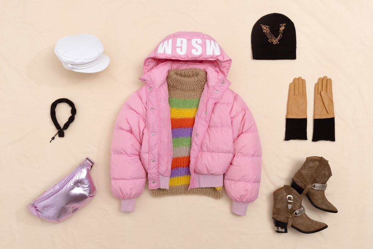 双十一购物:冬季时尚搭配