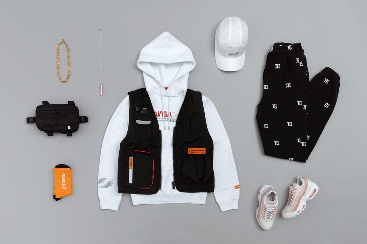 双十一购物:街头时尚搭配