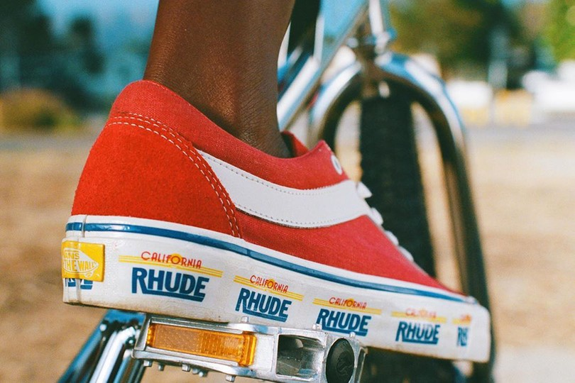 Special Release: RHUDE x Vans Bold Ni Collection