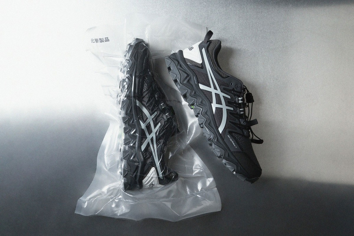 Special Release: Asics x Chemist Creations