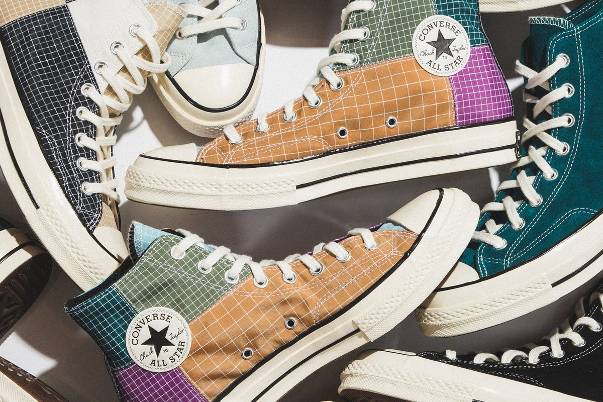 New Deliveries: Converse Sneakers