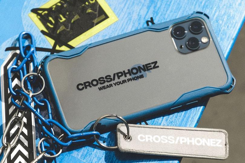 Introducing:CROSS/PHONEZ