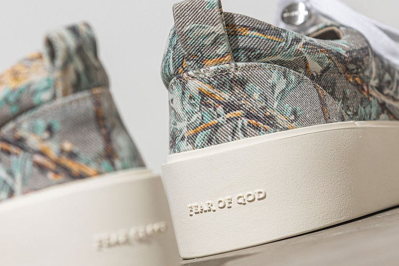 New Deliveries: Fear of God Sneakers