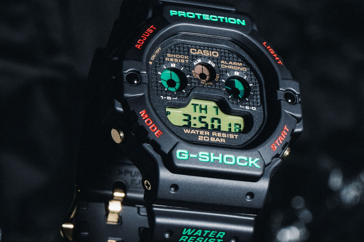 New Deliveries: Casio G-SHOCK