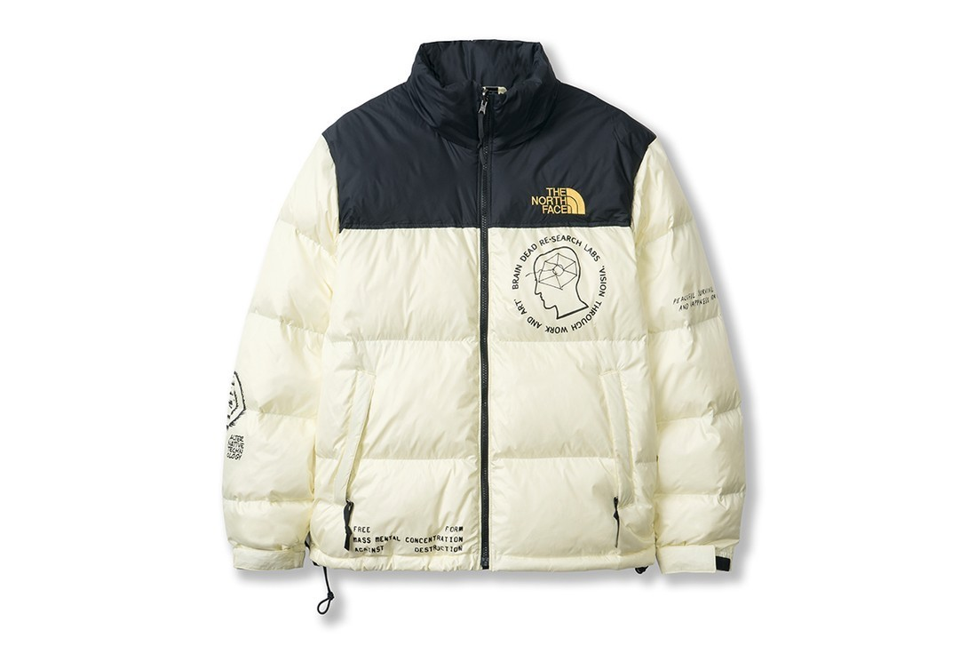 The North Face Brain Dead