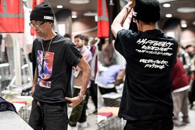 Coming Soon : UNDERCOVER x FUTURA 限量版T恤