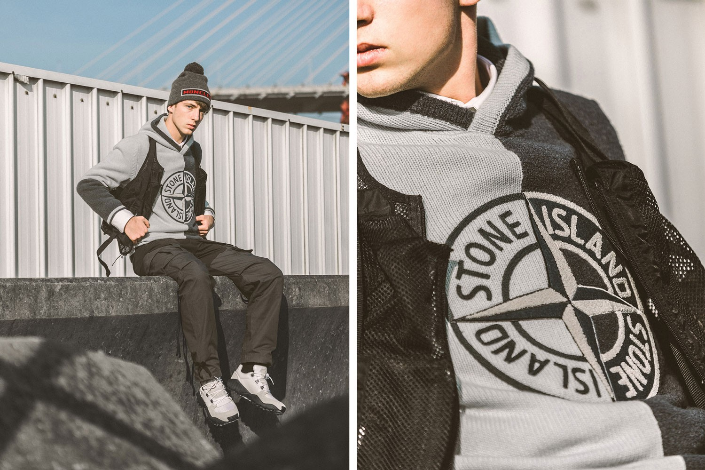 Stone Island Moncler Knitwear Men 2019 Style