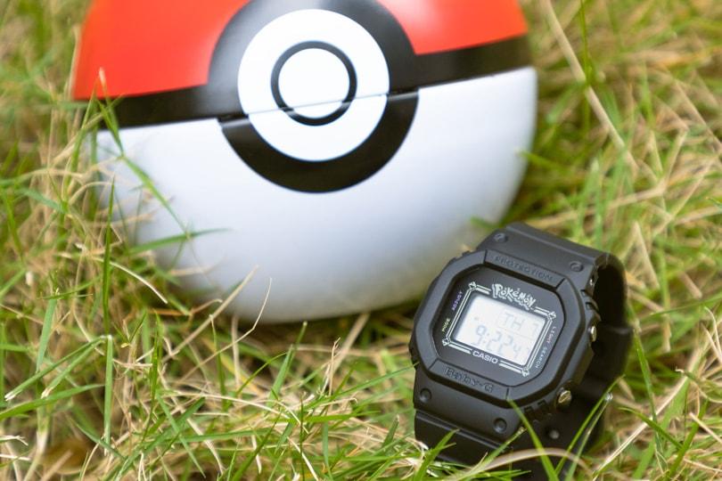 Special Release: Pokémon x Baby-G