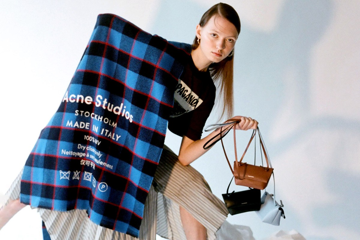 New to HBXWM: Acne Studios Spring/Summer 2020 Collection