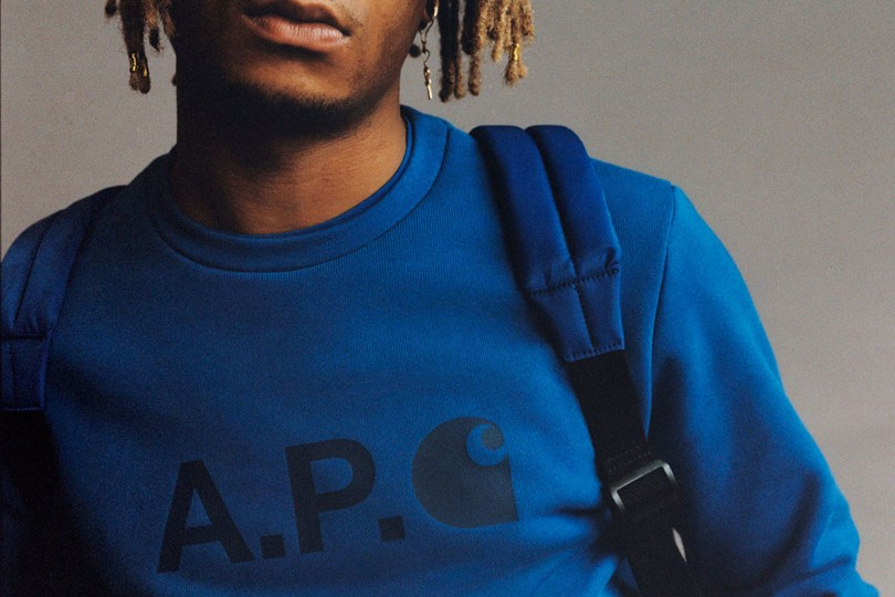 Special Release: A.P.C. x Carhartt WIP