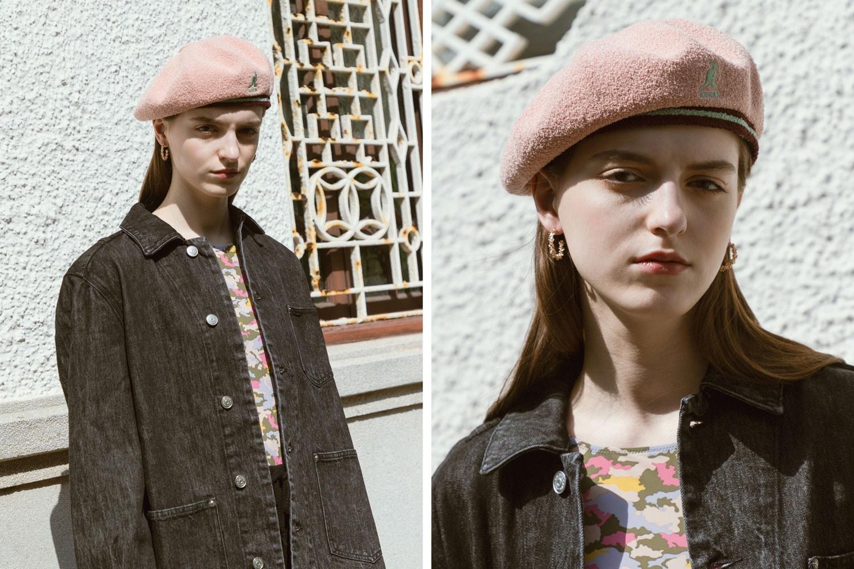 womens fashion streetwear bucket hats kangol