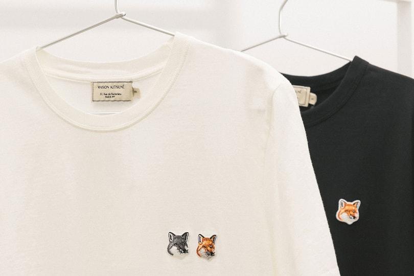 New Arrivals: Maison Kitsuné Spring/Summer 2020 Collection