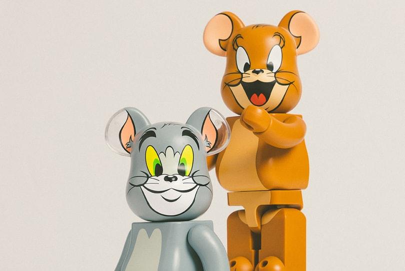 Special Release:Medicom ToyTom & Jerry Be@rbrick 400%