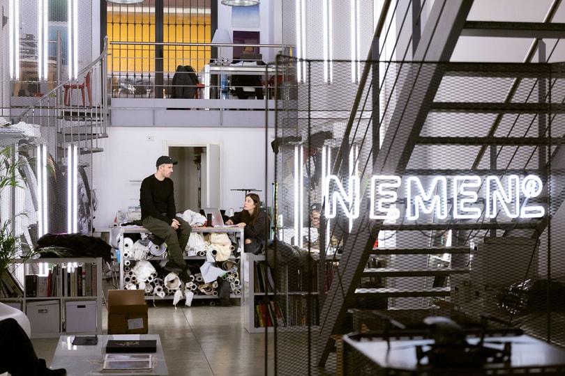 「品牌專訪」: 與 ACRONYM 齊名,新世代的機能時裝 - NemeN (1)