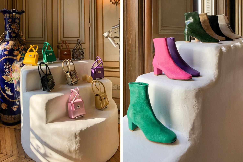 2020 paris fashion room by far bag beyonce