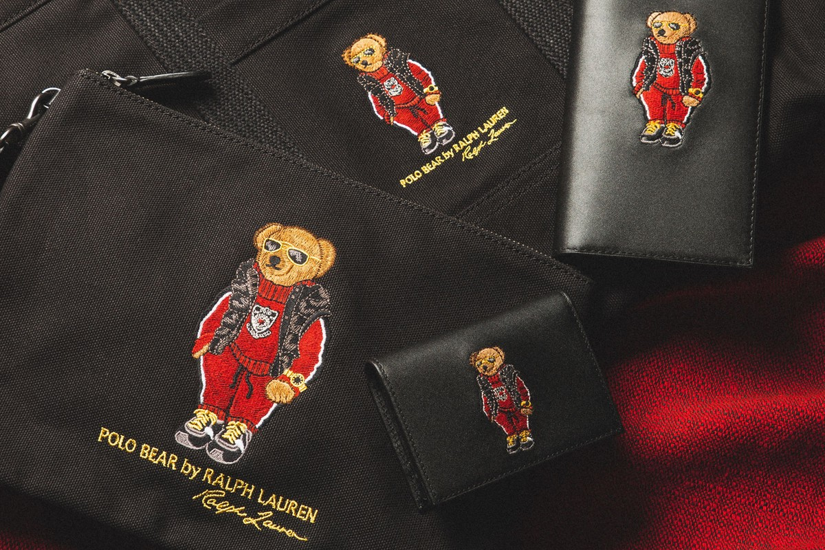 Special Release: Polo Ralph Lauren CNY Bear Capsule