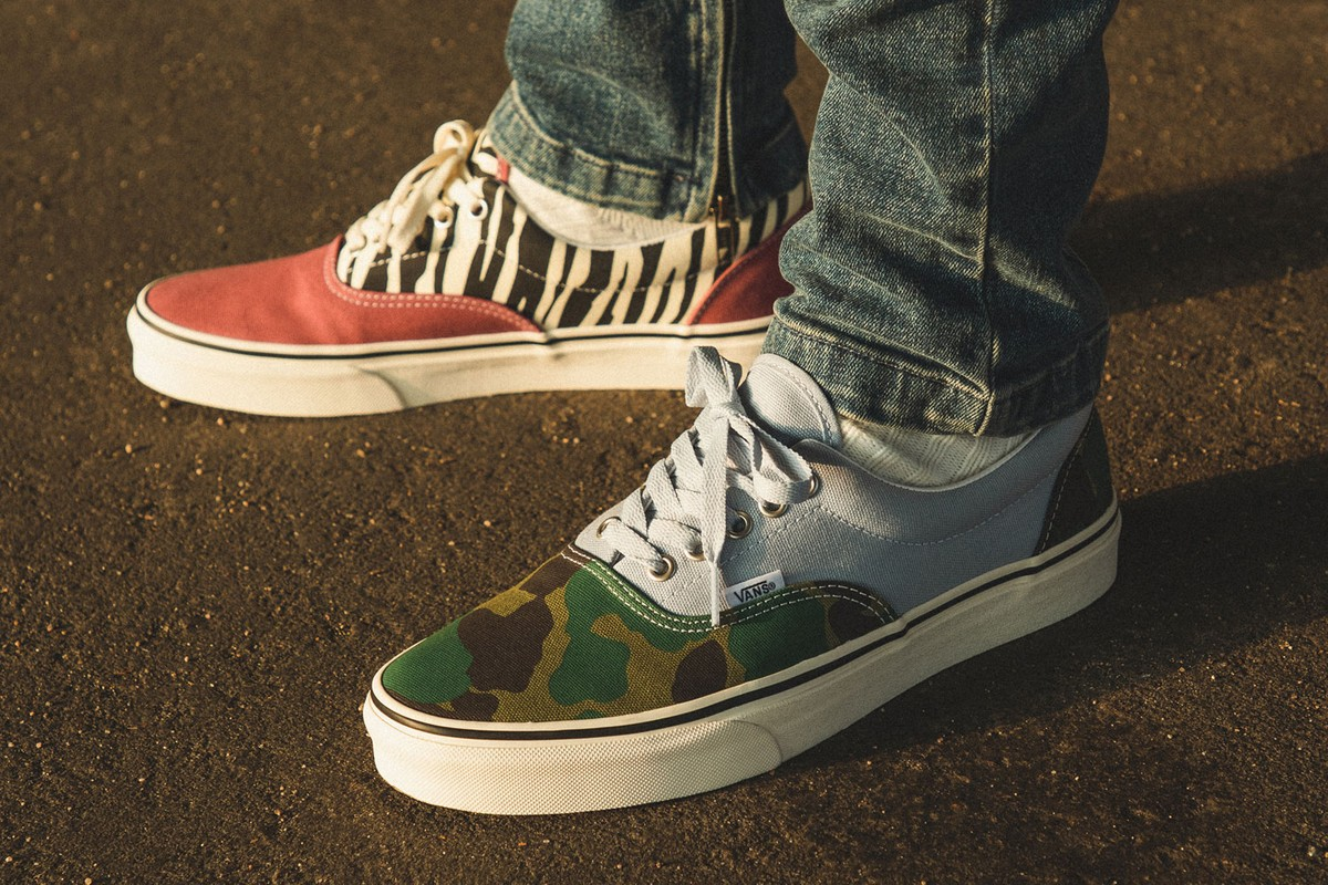 New Deliveries: Vans Mismatch Era Pack