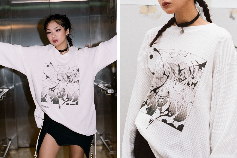 womens fashion 2020 streetwear ss20 hyein seo