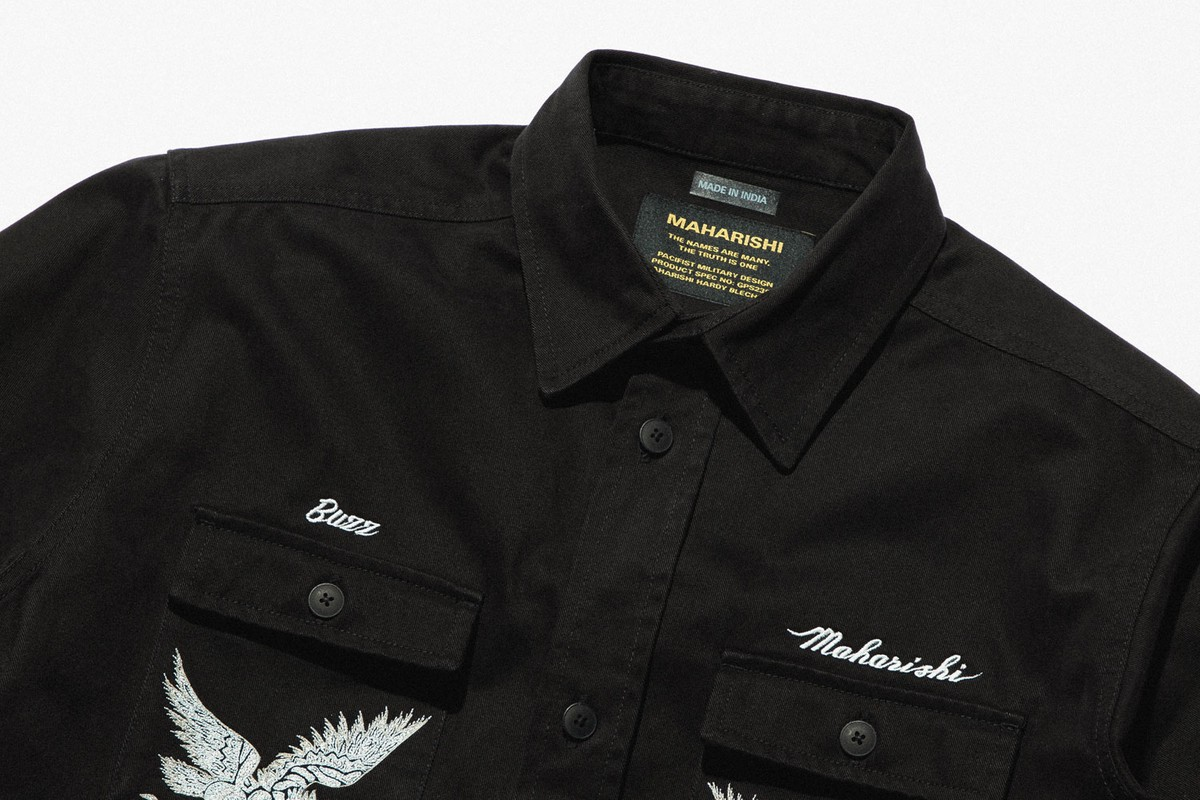 New Arrivals: maharishi Spring/Summer 2020 Collection