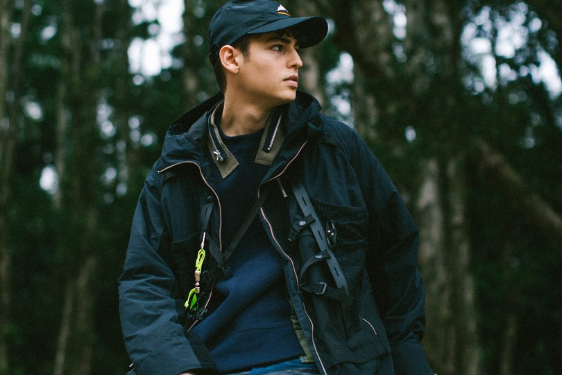 New In: White Mountaineering