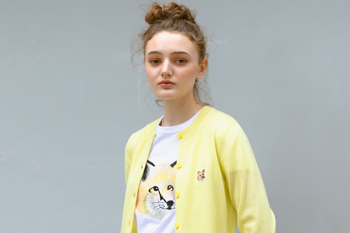 New Arrivals: Maison Kitsuné Spring/Summer 2020 Collection