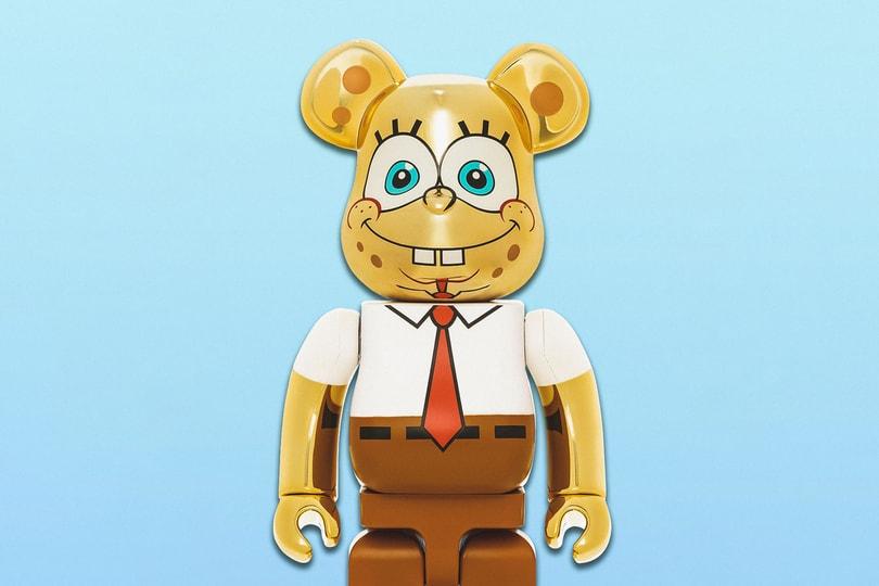 Special Release: Medicom Toy x Spongebob Squarepants