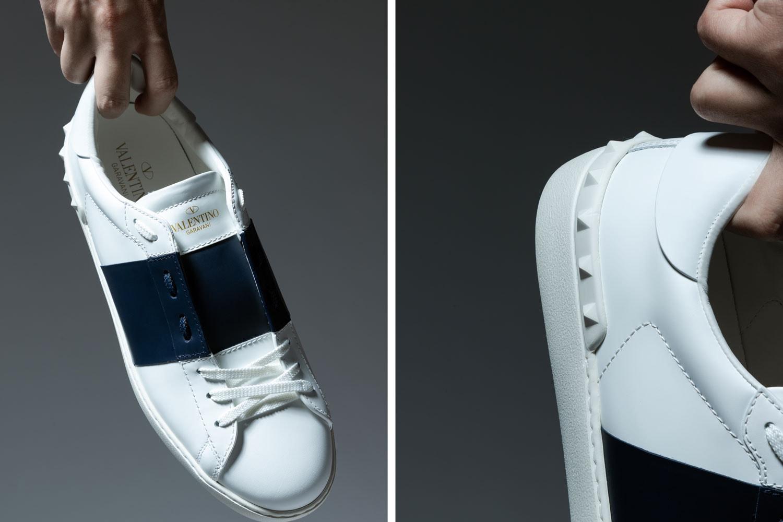 White Luxury Sneakers Mens Maison Margiela 2020