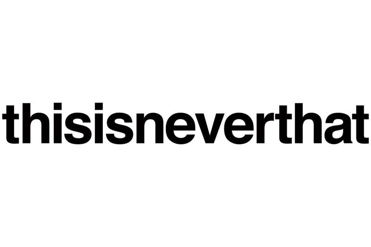 「品牌介紹」:先後與 New Balance、Reebok 聯乘,韓國頂級街牌 - thisisneverthat