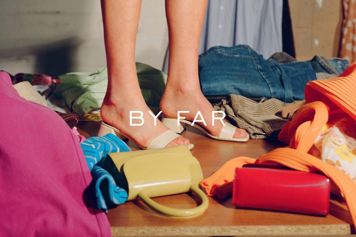 「品牌介紹」:連 Rihanna, Jennifer Lopez 等時尚名人都關注的小眾品牌 — By Far
